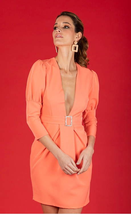 Vestido Marisa Coral