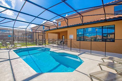 Swimming Pool, Vacation Home,  Orlando, Florida