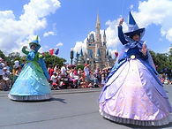 Disney, magic kingdom
