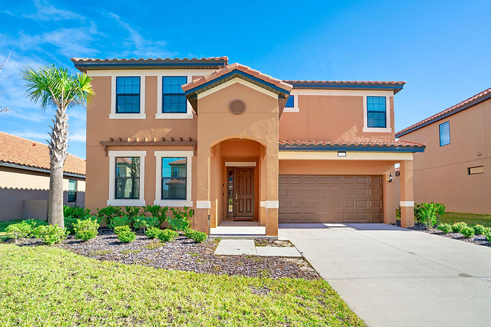 Vacation Home, Rosemont Circle, Providence Golf and Country Club, Orlando Florida