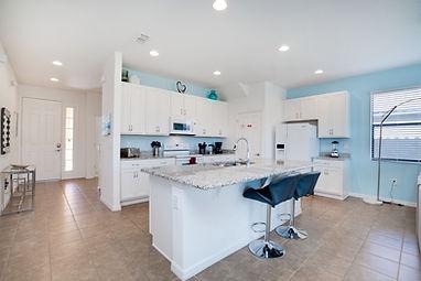 Modern Kitchen, Vacation Home, Orlando, Florida