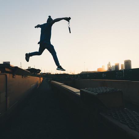 Warum Angst ein wunderbares Zeichen für inneres Wachstum ist