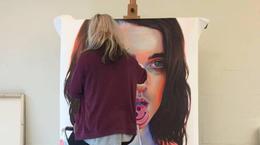 荷蘭畫家:Martine Johanna