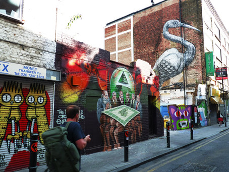 London – A Creative Cluster or a Gentrification Problem?