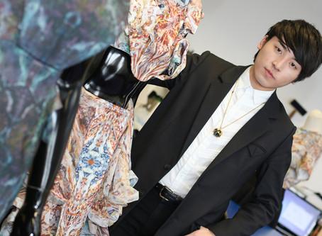 情迷「可持續」 專訪時裝設計師—Angus Tsui