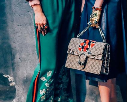 Gucci掀起的時尚風暴