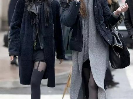 保暖有層次的冬天穿衣術