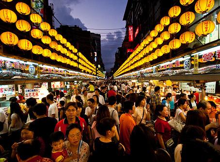 寧夏夜市,台北人的深夜食堂