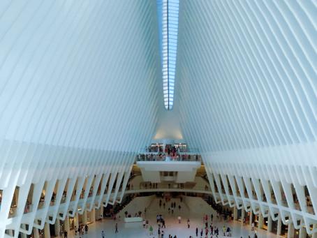 全球最貴的車站—紐約世貿中心交通轉運站 The Oculus