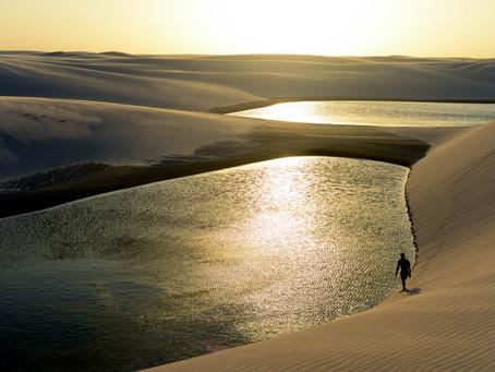Lencois - A Desert of Lakes 索伊斯-沙漠湖泊