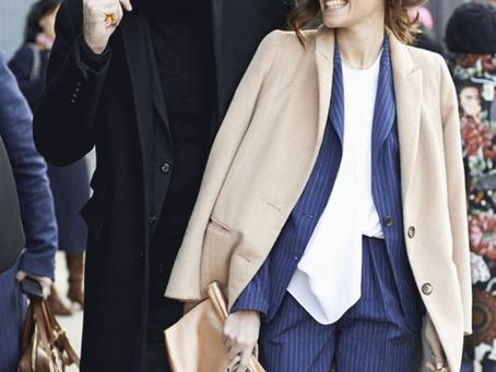 情侶裝 | Couple Similar Look
