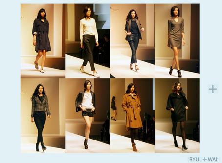 韓國時裝品牌:RYUL+WAI: