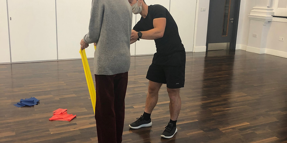 Exercise with John