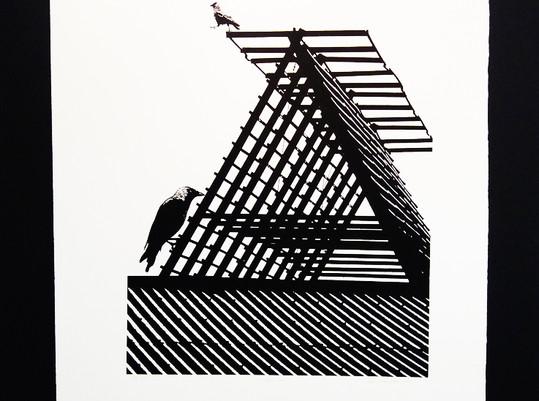 Galleri Schaffersgate 5/ artwork by Guri Ødegaard