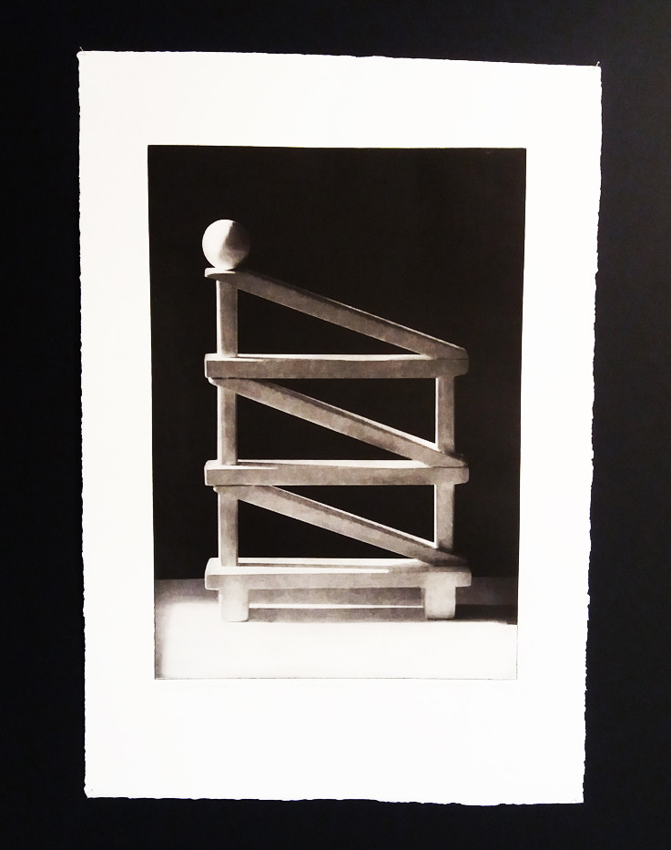 Galleri Schaffersgate 5/ artwork by Janne Paulsen