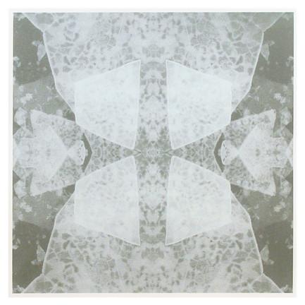 """Sparkle 2"" Kirsti Aasheim/ Screenprinting/ 41x41 cm"