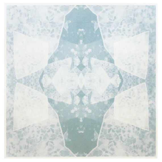 """Sparkle 3"" Kirsti Aasheim/ Screenprinting/ 41x41 cm"