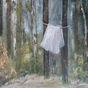A Nice, Sunny, Dry Day Kirsti Aasheim/ painting/ 60x42 cm