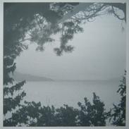"""""""A Perfect Spot"""" Kirsti Aasheim/ Screenprinting/ 28,5x28,5cm"""