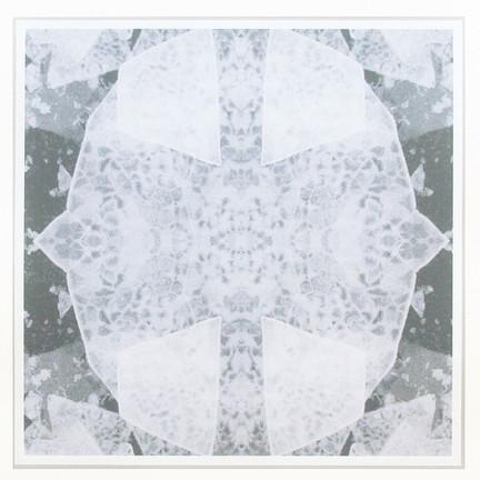 """Sparkle 1"" Kirsti Aasheim/ Screenprinting/ 41x41 cm"