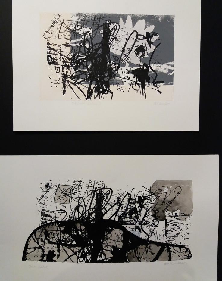 Galleri Schaffersgate 5/ artwork by Anne Marie Komissar