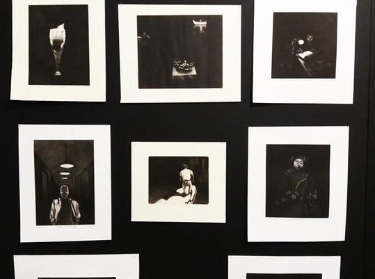 Galleri Schaffersgate 5/ artwork by Leong Va