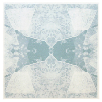 """Sparkle 4"" Kirsti Aasheim/ Screenprinting/ 41x41 cm"