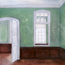"""Still Beautiful""  Kirsti Aasheim/ acrylic on mdf/ 30x30 cm"