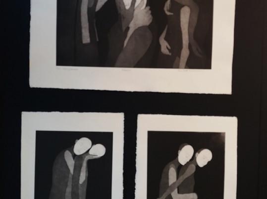 Galleri Schaffersgate 5/ artwork by Anne Britt Kristiansen
