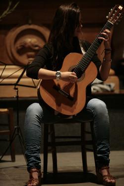 stage de guitare samuel guetta