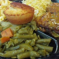 It's #Lunchtime at #QTime! #SoulFood #MissYoMamasCookin #Atlanta #WeKnowFood #24Years #Foodie #Thurs