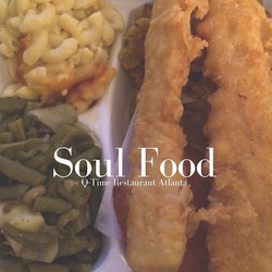 Settle a debate with our staff_ Is fried fish really _Soul Food__