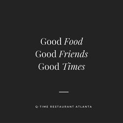 Good food always tastes like home