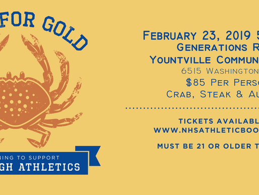 Blue For Gold Crab Feed & Auction