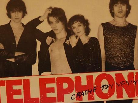 We Rock, votre nouveau rendez-vous concert qui commence le Vendredi 6 mars spécial TELEPHONE