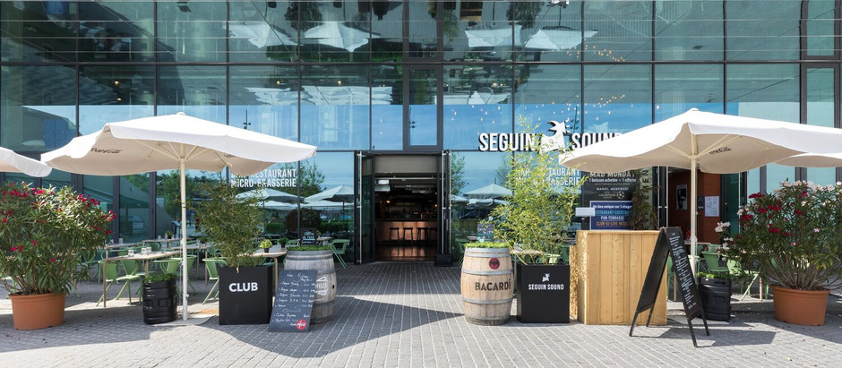 Réouverture de la terrasse du Seguin sound à Boulogne-Billancourt ce jeudi 25 juin !