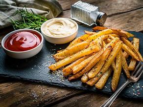 Corcoran's & Mcbrides. : Des frites parfaites et croustillantes