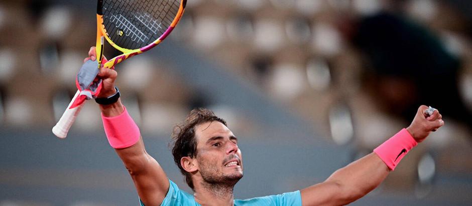 Finale homme de Roland Garros au Seguin sound.