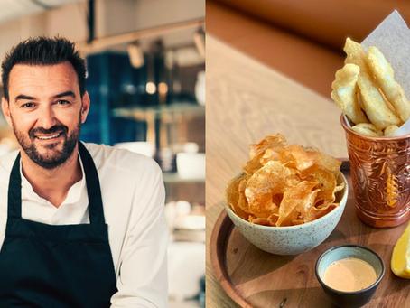 Cyril Lignac dévoile sa recette de fish and chips et notre chef approuve