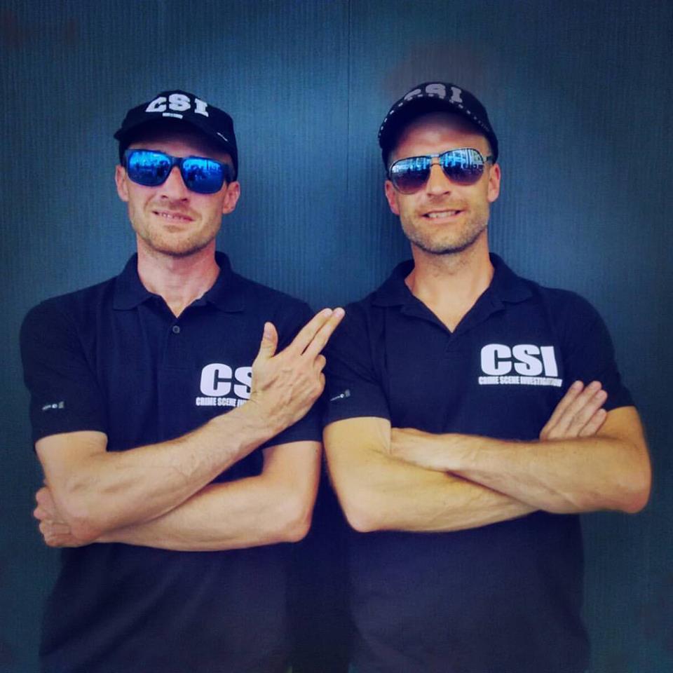 CSI specialists Barcelona