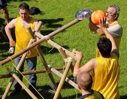 Barcelona team building cativity