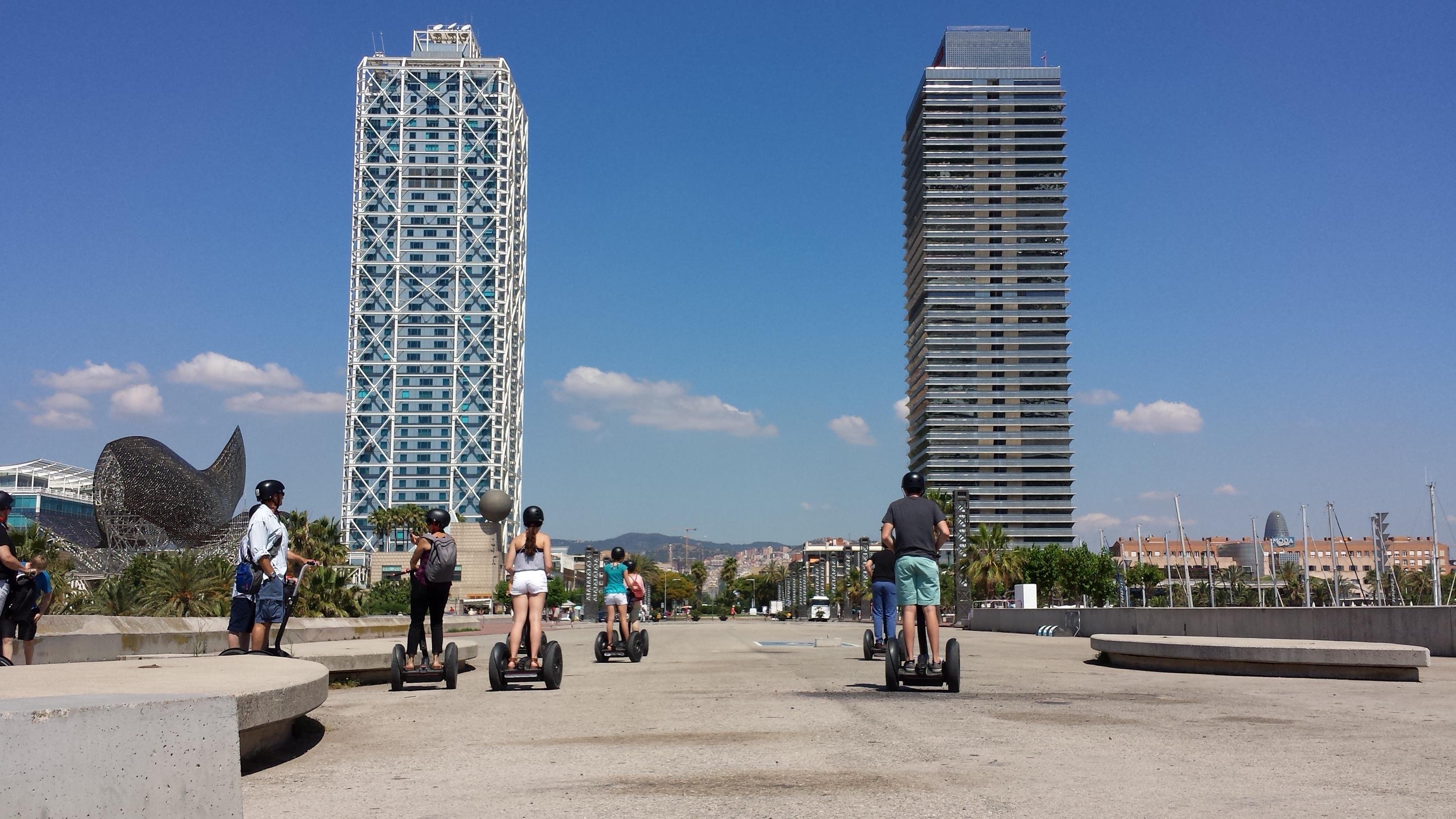 Barcelonize is your DMC
