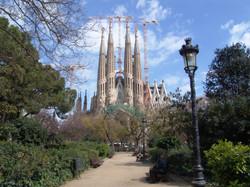 barcelona team building