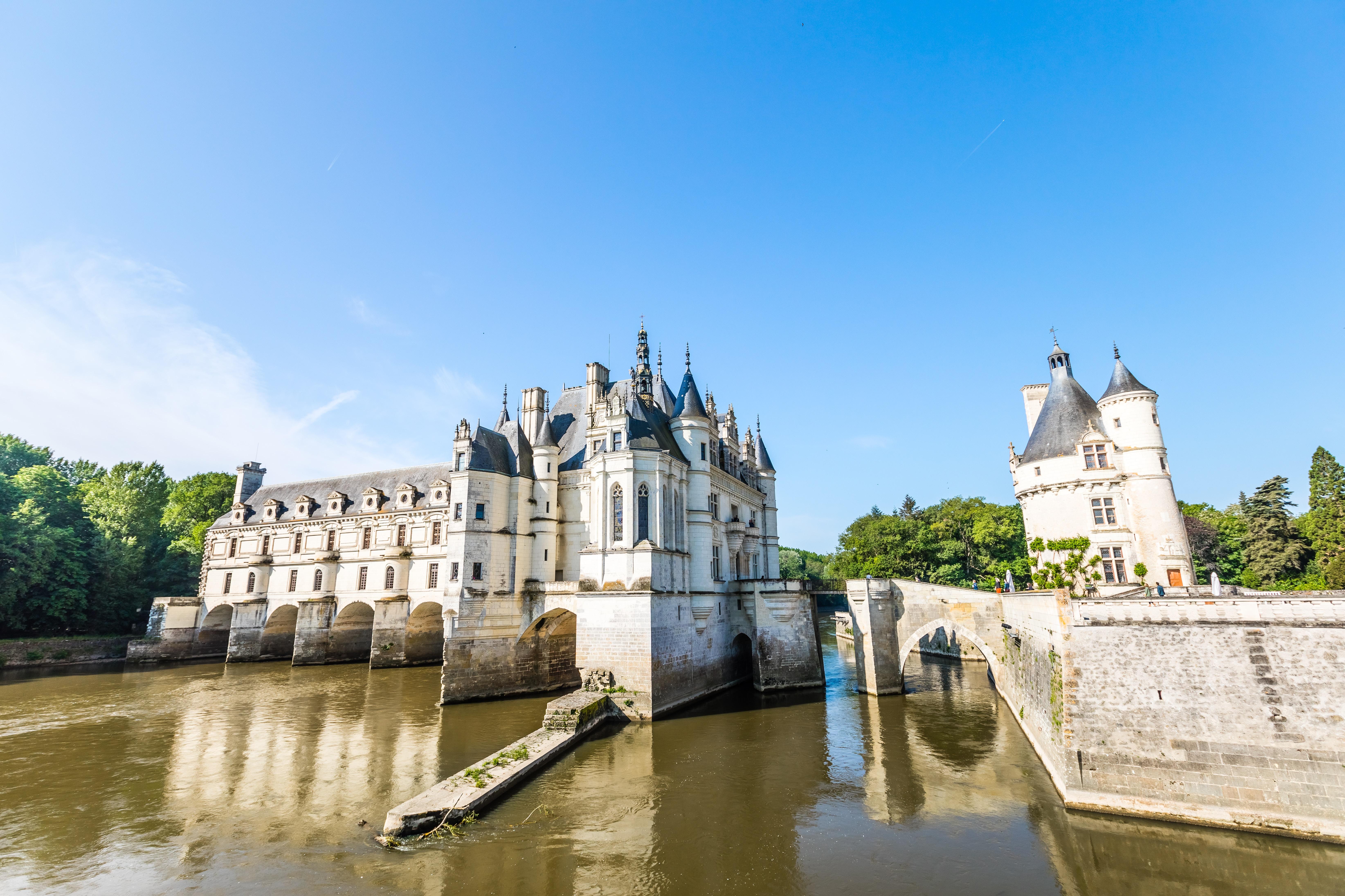 Unique venues France