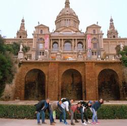 treasure hunt barcelona