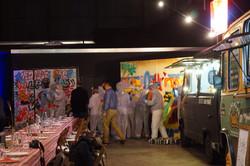 street art activity in barcelona