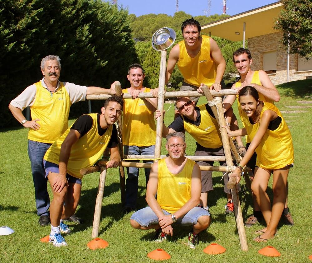 Barcelona construction challenge