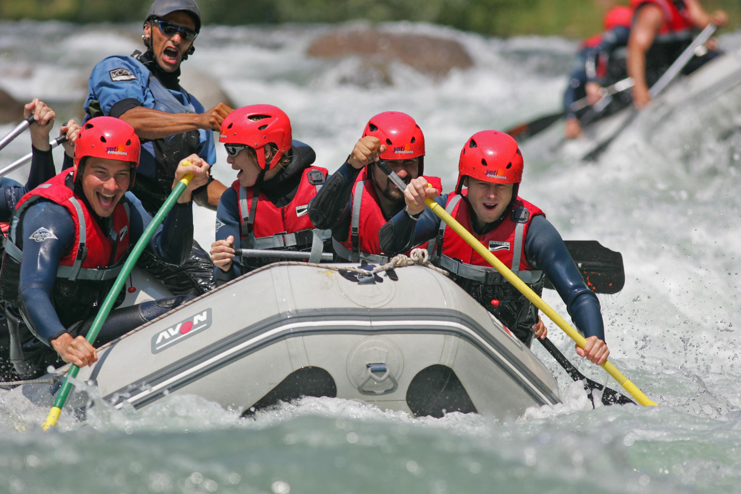 Rafting Barcelonize.com
