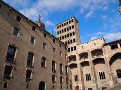 Barcelona cultural activity