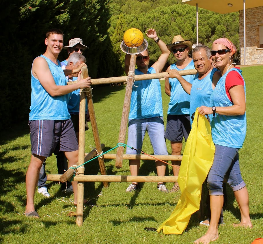 Team activity Barcelona